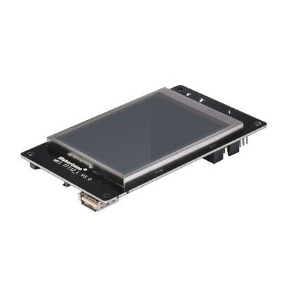 3X(3D Printer Controller Board MKS TFT32 3.2-Inch Full-Color Touch Screen U2W1)