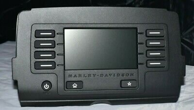 Harley Davidson Boom! Box 4.3 Radio FACEPLATE Replace your Faded!!