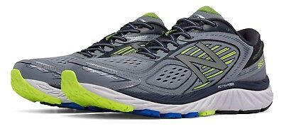 999c2b2d6b6a New Balance M860GY7 Men s Running Shoe Grey  Yellow Size 12 D NEW IN BOX