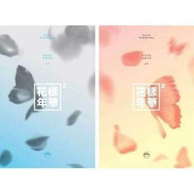BTS Bangtan Boys - In The Mood For Love Type2 Blue/Peach Ver. CD+Photobook New