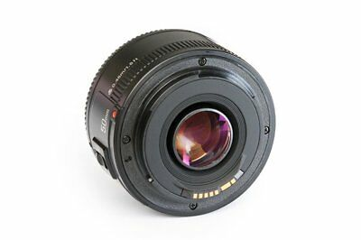 YONGNUO YN50mm F1.8 Lens Large Aperture Auto Focus Lens For Canon EF EOS Camera