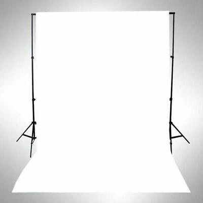 Solid Color Vinyl  Studio Prop Photography Backdrop Photo Background White