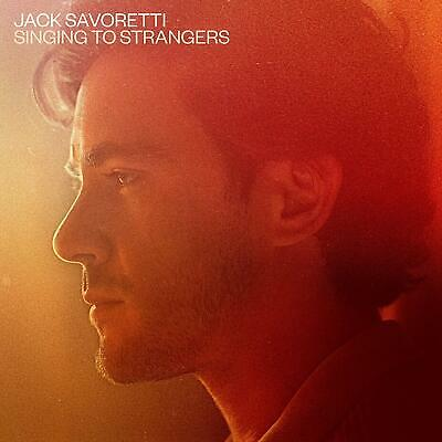 Jack Savoretti - Singing to Strangers (Deluxe) [CD] Sent Sameday*