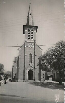 CP - France - (03) Allier - Neuilly-le-Real - L'Eglise
