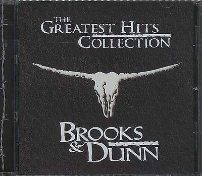 BROOKS & DUNN The Greatest Hits Collection cd Brand New