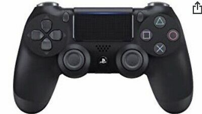 Controller Ps4 Dualshock 4 V2 Nero Playstation 4 Nuovo Sony