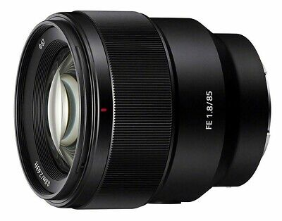 New!! SONY FE 85mm F1.8 E-mount LENS SEL85F18 Japan Domestic Version from Japan
