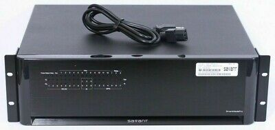 Savant SmartMediaPro SSP-06004-00 with 4 Port HDMI IN and OUT Cards INCLUDED!!