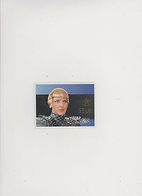 1996 Skybox Star Trek - TNG Season 5 - Foil card S30 Sela