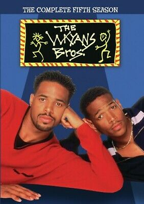 The Wayans Bros: The Complete Fifth Season 5 (DVD, 2019, 3-Disc Set) Brand New
