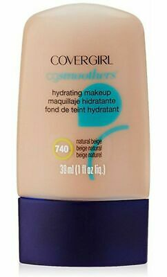 Covergirl Cg Smoothers Hydrating Makeup 740 Natural Beige