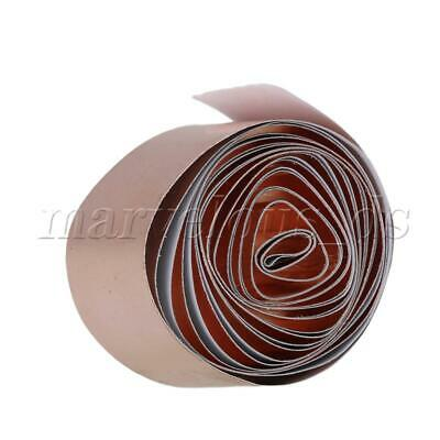 Guitar Pickup Copper Foil 30mm x 2m Shielding Screening Tape Conductive Adhesive