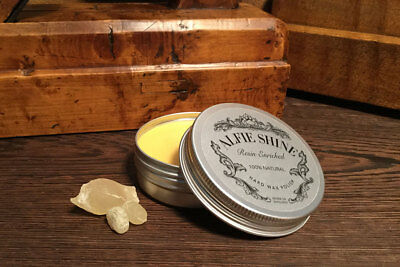 Alfie Shine Hard Wax Polish 60ml