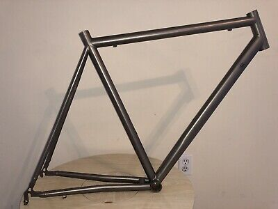 Anium Sports Technologies 54cm Road Race Frame 3 2 Lbs Made In Usa
