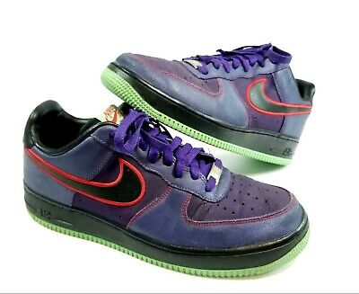Nike Air Force 1 Low Court lila Volt top top top 488298 503