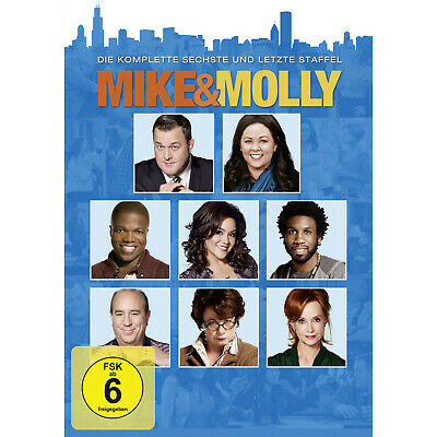 Mike & Molly - Staffel 6 [DVD]