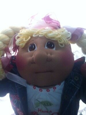Soft Cabbage Patch Girl 22 Inches