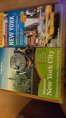 lonely planet.discover new york city.plus marco polo new york travel guides