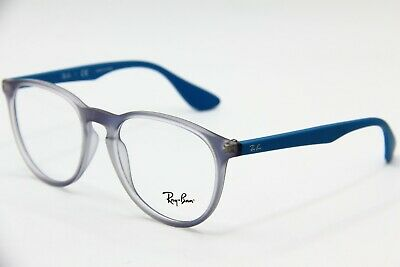 0caf734f47c New Ray-Ban Rb 7046 5484 Blue Eyeglasses Authentic Frame Rx Rb7046 51-18