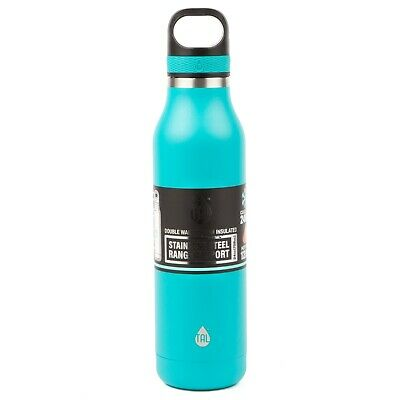 b597e179ad TAL Teal 24oz Double Wall Vacuum Insulated Stainless Steel Water Bottle