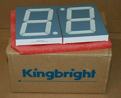 Kingbright - Sa40-19Sekwa - Led Display -  Pack Of 6 - Free Delivery