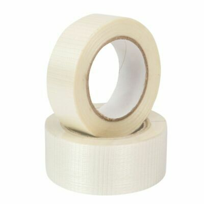 Crossweave Tape 25mm x 50mtr