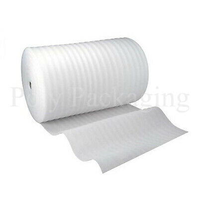 500mm x 50m FOAM WRAP ROLL Jiffy Branded for Packing Wrapping