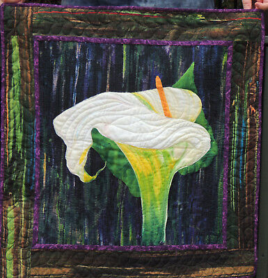 Calla Lilly Wall Hanging  28x30