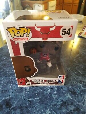 MICHAEL JORDAN - Funko Pop! NBA #54 Chicago Bulls in stock