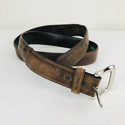 a84c7cb9b025 MENS DOCKERS BRAIDED Belt 42/105 Brown Leather - $10.49 | PicClick