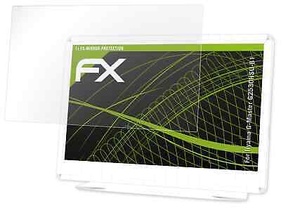 Computers/tablets & Networking Atfolix Iiyama G-master G2530hsu-b1 Anti Shock Screen Protector Fx-shock-clear