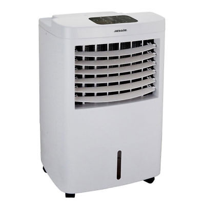 Portable Evaporative Air Cooler Ice Cooling Fan Humidifier Remote Control Heller