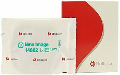 Hollister New Image Convex Skin Barrier with Floating Flange and Tape 5/bx 14802