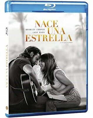 Nace Una Estrella (2018) Movie Mexican Blu-Ray Mexico Lady Gaga A Star Is Born