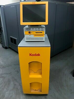 Kodak Picture Kiosk G3 with two 6850 Printers & PC15