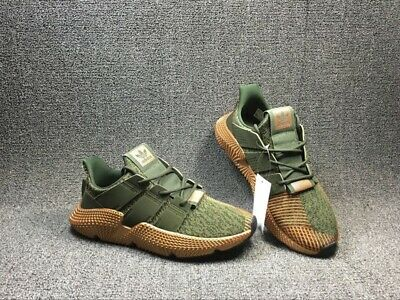 new arrivals 8f56a ea7f8 Adidas Womens Prophere Originals KhakiCopper Casual Shoe Women Us 9 DA9616