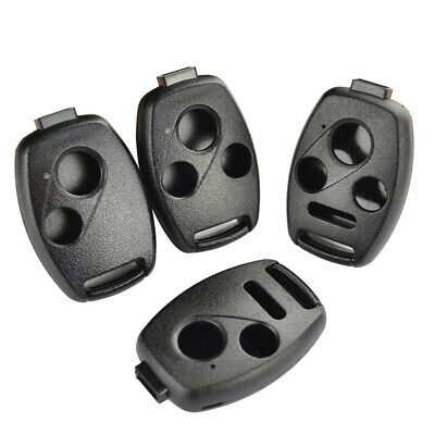 2/3/4 Buttons Remote Key Replacement Fob Shell Case For Honda Accord Civic CR-V