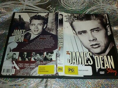The James Dean Story (Dvd, Pg) (142971 A)