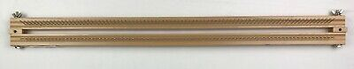 """Authentic Knitting Board Wood 28"""" Loom With 168 Metal Pins"""