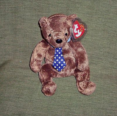 SIZZLE RED SHINY Color Bear  Beanie Baby-Ty-Mint-New W tags  2001 ... 88586798ac7e