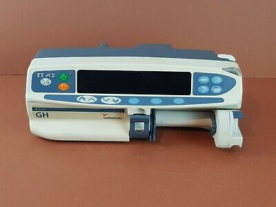 Syringe Driver Alaris Gh Pump Alaris Gh Syringe Pump Carefusion+Warranty