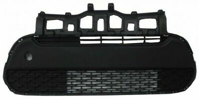 Kia Picanto 2017- Front Bumper Main Grille Mat Black Insurance Approved New