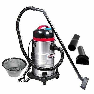30L Industrial Bagless Wet & Dry Vacuum Cleaner and Blower Drywall Vac @HOT