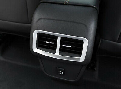 For Chevrolet Holden Equinox 2018 2020 Rear Air Outlet Armrest Box Cover Trim