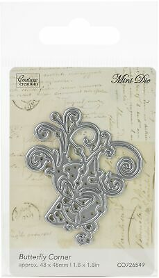 Couture Creations Intricutz Secret Garden Butterfly Flourish 2 Dies 279