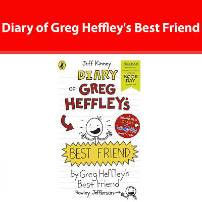 Diary of Greg Heffley's Best Friend by Jeff Kinney World Book Day 2019 book NEW