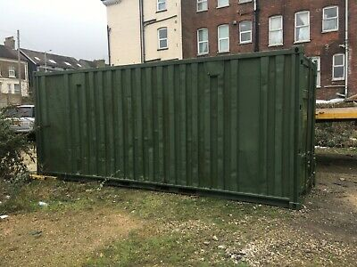 shipping container 20 x 8