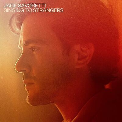 Jack Savoretti - Singing to Strangers - New Deluxe CD - Released 15/03/2019