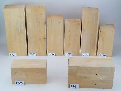 Large English Lime Linden Basswood wood carving blanks blocks.