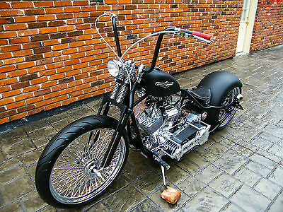 2019 Custom Built Motorcycles Bobber  HOT ROD BOBBER DROPSEAT FAT TIRE OR SKINNY TIRE EVO SHOVELHEAD PANHEAD
